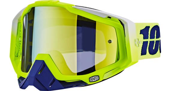 100% Racecraft Anti Fog Mirror Lens tanaka